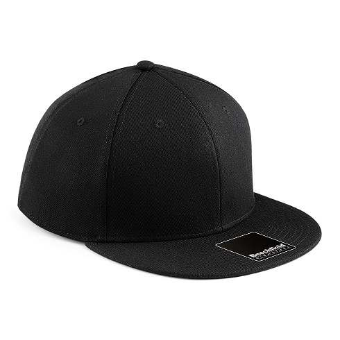 Signature Fitted Flat Peak cepure