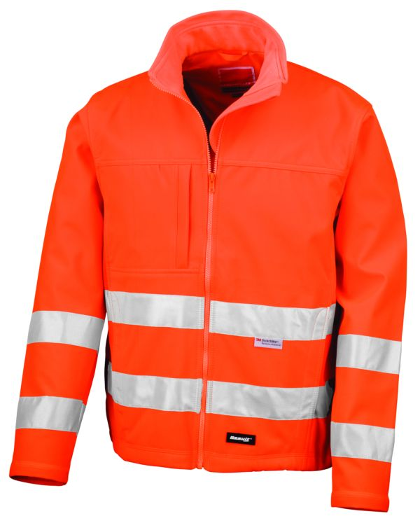 High-Viz Soft Shell jaka