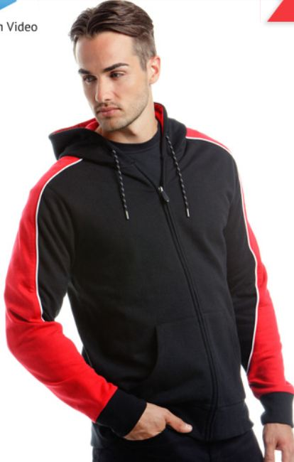 Clubman Hooded Top